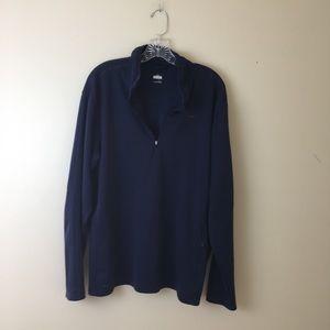 Nike Dri - Fit Quarter zip pullover sweater